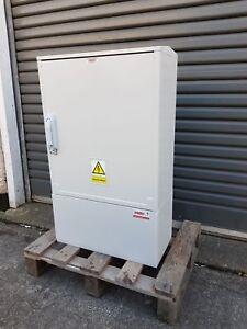 GRP Electric Enclosure, Kiosk, Cabinet, Meter Box, Housing (W530, H910, D245)mm