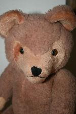 EDUCA Teddybär • Crämer Teddy 35 cm • Wollplüsch • 1940er J. • Teddy Bear