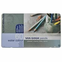 Van Gogh watercolor pencils 60 colors T9774-0065 Import Japan