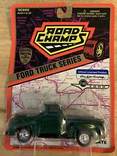1995 Road Champs Toy Car Model Ford F-100 Truck Series Die Cast Metal New