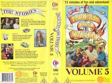 ROUND THE TWIST VOLUME 5 VHS VIDEO PAL RARE FIND AUSTRALIAN CHILDRENS TELEVISON