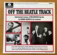 GEORGE MARTIN ORCHESTRA Off The Beatle Track 1964 UK VINYL LP PARLOPHONE PCS3057