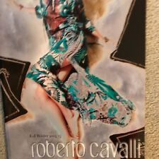 Roberto Cavalli  Women's FASHION SHOW  Look Book Fall Winter 2014/15 Bags Shoes