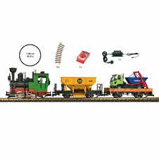 More details for lgb set work train starter set - g gauge 78403