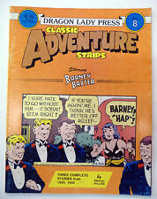 classic adventure strips 8 barney baxter 1939 1940 by frank miller