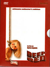 Deep Red , Profondo Rosso , Ultimate Collector's Edition , 3 DVDs , uncut , NEW
