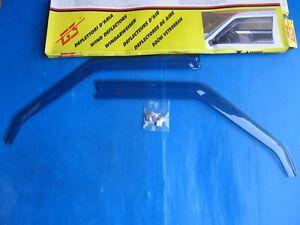 Deflectors Air G3 For Fiat Uno 5 Doors 83- > 89