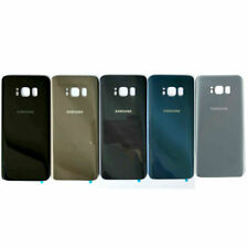 Housing Glass Rear Panel  Battery Back Door Cover Replace For Samsung Galaxy S8