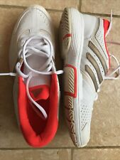 Adidas Barricade Women Tennis Shoe Size 6 Used *Excellent Condition*