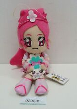 Heartcatch Pretty Cure! Precure BLOSSOM Banpresto Plush 2010 Toy TAG Japan 46802
