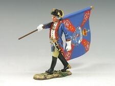 King & Country American Revolutionary War BR071 Hessian Flagbearer RETIRED br71