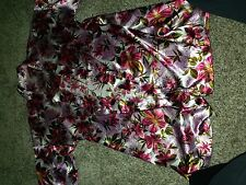 Womens Sexy Robe Cute as can be! Size L