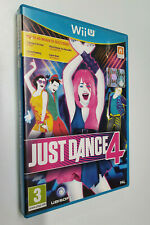 Just dance 4 - Nintendo WiiU