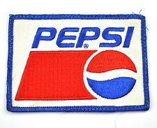 Pepsi Cola Logo USA Uniform Aufnäher Emblem Patch Bügelflicken 10 x 7 cm