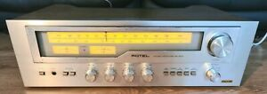 Rare Vintage 1977 Rotel RX-503 Stereo Receiver Amplifier HiFi Separate