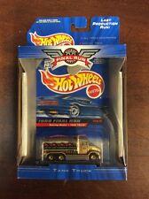 Mattel Hot Wheels 1999 Final Run Series #11 of 12 Tank Truck Diecast Toys