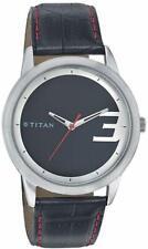 Titan Octane Analog Black Dial Men's Watch NE1584SL02C NEW IN BOX
