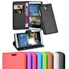 Funda de móvil para HTC Desire 620 cover case bolsa estuche con función de soporte