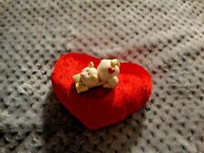 Valentine's gift Collectibles Cats Handmade Miniatures Kitties Animals Figurines
