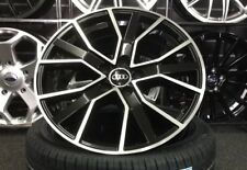 """18"""" Audi RS6 Performance Style alloy wheels & 245/40/18 tyres for Audi A4 B8"""