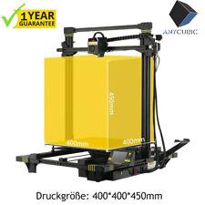 Anycubic Chiron 3D Drucker FDM Ultrabase Doppelte Z-Achse Großer Druckgröße PLA