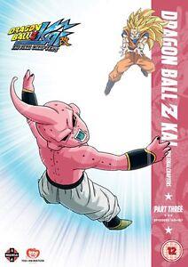 Dragon Ball Z KAI: Final Chapters - Part 3 (Box Set) [DVD]
