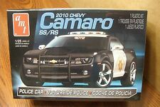 AMT 2010 CHEVY CAMARO SS/RS POLICE CAR 1/25 SCALE MODEL KIT