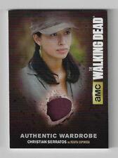 The Walking Dead Season 4 Rosita Espinosa Wardrobe Card M41 Christian Serratos