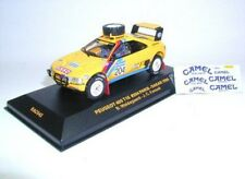 Peugeot 405 T16 No.204 Rally Paris-Dakar 1990, IXO, 1:43