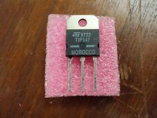TIP147 PNP DARLINGTON POWER AMPLIFIER TRANSISTOR   nos