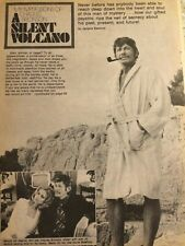 Charles Bronson, Two Page Vintage Clipping