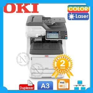 OKI MC873dn 4in1 A3/A4 Color Laser Network Printer+RADF+Duplexer 35PPM*EX-DEMO*