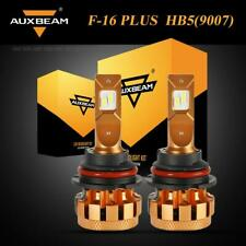 Auxbeam 9007 HB5 LED Headlight Bulbs 7000LM Canbus 70W High Low Beam 6000K Kit