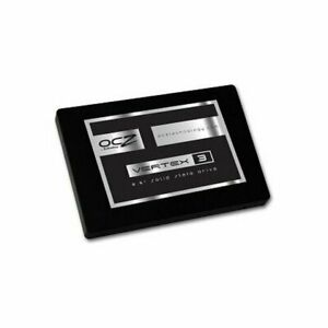 OCZ Vertex 3 60 GB 2.5 Zoll SATA-III 6Gb/s VTX3-25SAT3-60G SSD   #32583
