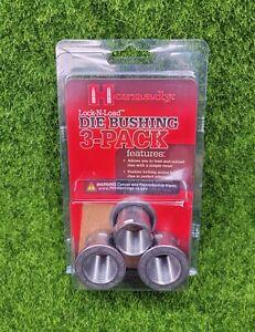 Hornady Lock-N-Load Quick Change Die Bushings 3 Pack - 044093