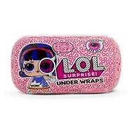 LOL SURPRISE UNDER WRAPS Series 4 Big Sisters Doll Eye Spy Capsule L.O.L. by MGA