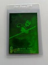 "Spider-Man, 1994-First Edition - ""3-D Hologram"" - Subset Chase Card - 3 - Venon"
