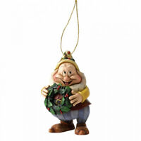NEW Happy Hanging Ornament, (Snow White & 7 Dwarfs) - Disney Traditions