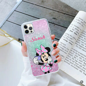 For Apple Samsung Huawei iPhone Personalised Mouse GEL Case Cover 053-1