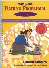 Math@ebol: Datrys Problemau 1 by Sharon Shapiro (Paperback, 2005)