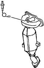 PEUGEOT 107 1.0 Catalytic Converter Front 05 to 08 Cat 0342K0 0342K3 Klarius New