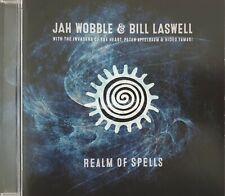 Jah Wobble & Bill Laswell - Realm Of Spells BRAND NEW ALBUM CD