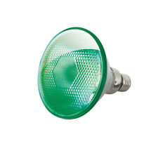 Knightsbridge 230V 80W E27 Energy Efficient PAR38 Lampada Verde X1