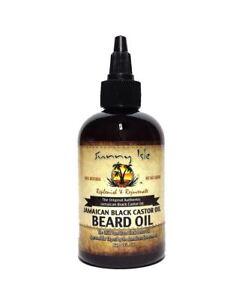 Sunny Isle Jamaican Black Castor Beard Oil 4 fl oz