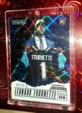 2017 Panini Father's Day RC Leonard Fournette #d 💙*05/10* RARE⚠️MINT!  RB Jags