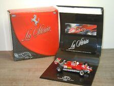 Ferrari 126 C2 San Marino Grand Prix 1982 - Hotwheels 1:43 in Box *39177
