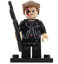 Terminator Arnold Movie Mini Figure Usa Seller Nip Blocks