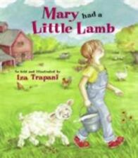 Mary Had a Little Lamb Children Book by Trapani, Iza