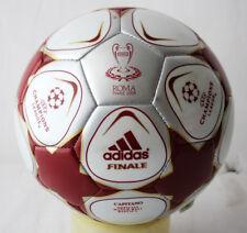 ADIDAS ROMA FINALE 2009 CHAMPIONS LEAGUE OFFICIAL MATCH BALL REPLICA SZ 5 NEW !
