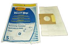Bissell VP77 Vacuum Cleaner Bags 2032026